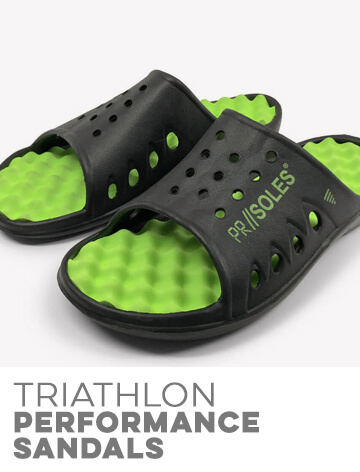 Triathlon Performance Sandals