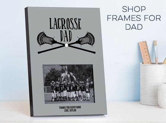 Shop Our Father's Day Frames