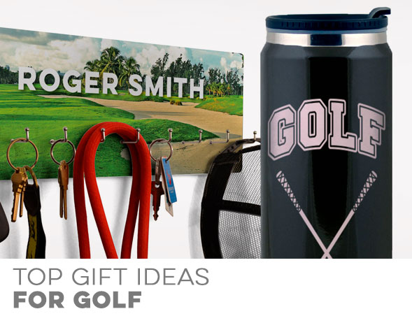 Top Golf Gift Ideas