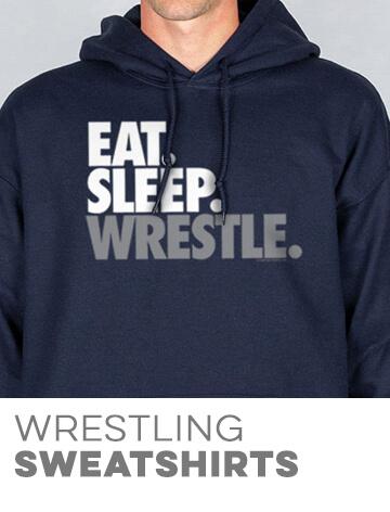 Wrestling Sweatshirts