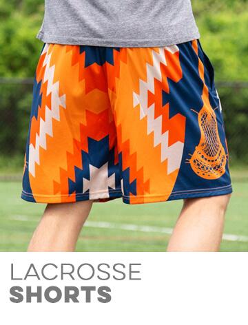Guys Lacrosse Shorts