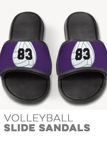 Volleyball Repwell Slide Sandals
