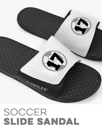 Soccer Slide Sandals