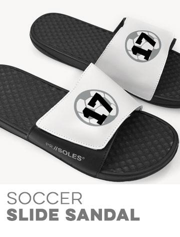Soccer Slide Sandals