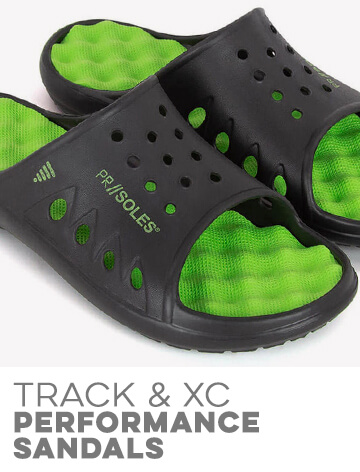Track & Cross Country Performance Sandals