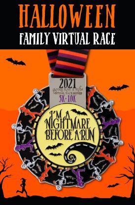 Run Our Halloween Virtual Race