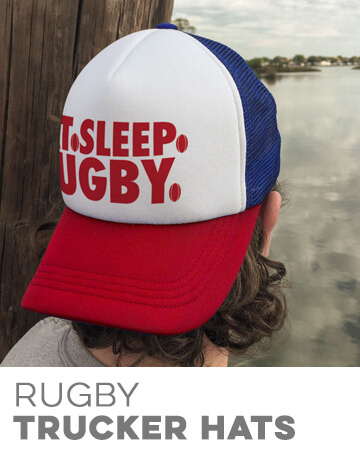 Rugby Trucker Hats