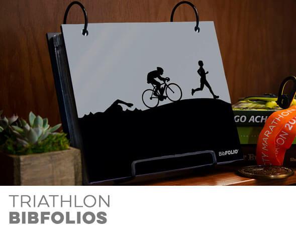 Triathlon BibFOLIOS Albums