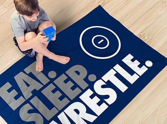 Wrestling Blankets