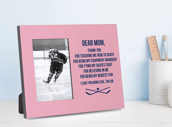 Shop Mother's Day Hockey Frames
