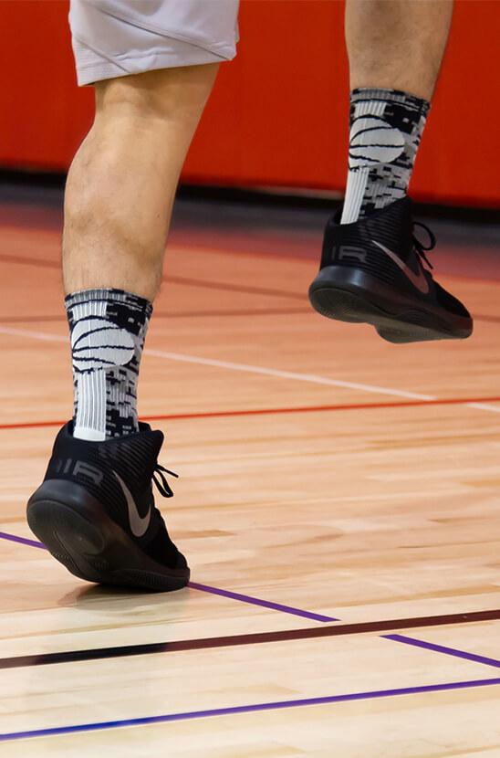 Shop Our Basketball Socks Socks