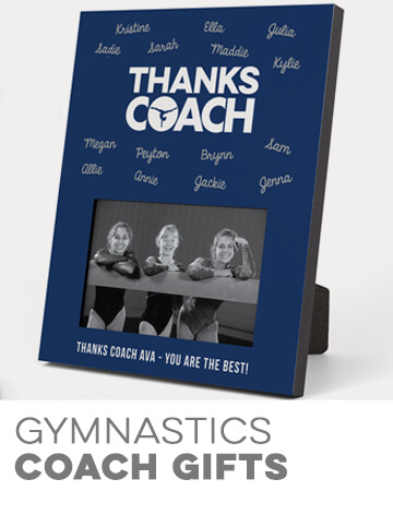 Shop Gymnastics Coach Gifts
