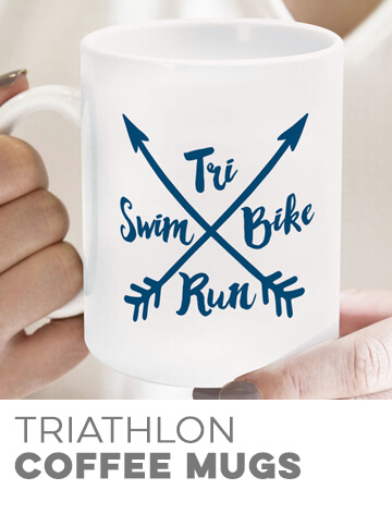 Triathlon Coffee Mugs
