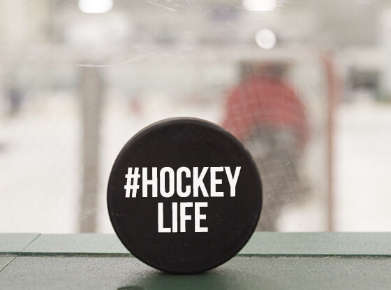Shop #hockeylife Collection