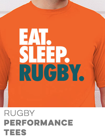 Rugby Performance Tees