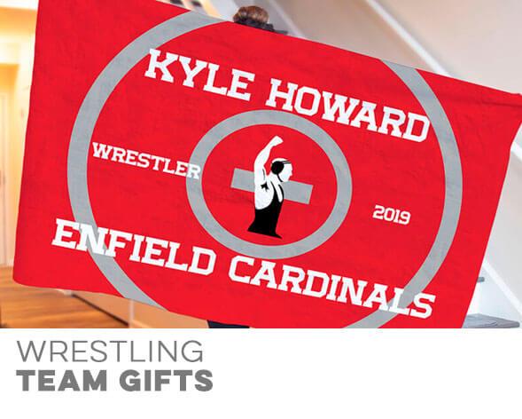 Wrestling Team Gifts