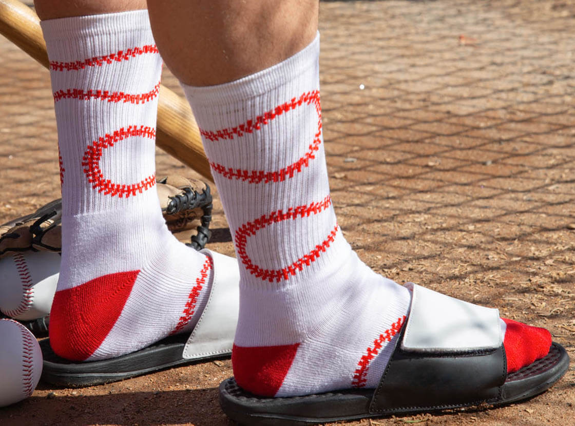 Shop Our Baseball Mid-Calf Socks