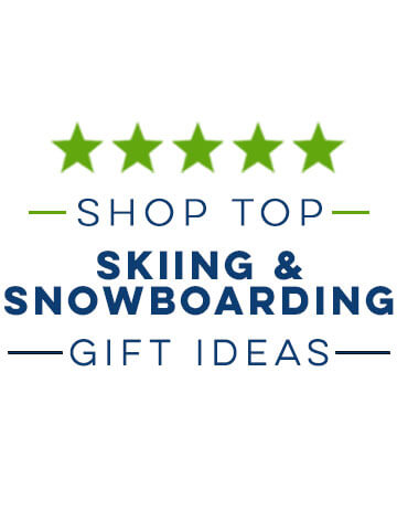 Shop Top Skiing & Snowboarding Gift Ideas