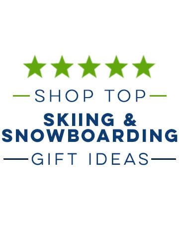 Shop Top Skiing & Snowboarding Gift Ideas