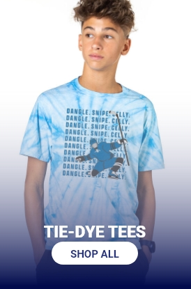 Shop All Hockey Tie-Dye Tees