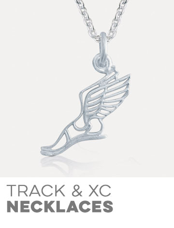 Track & XC Necklaces