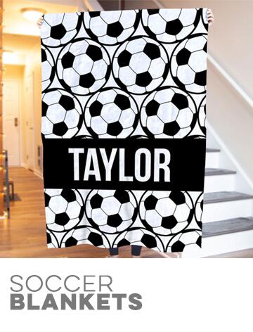 Soccer Permium Blankets
