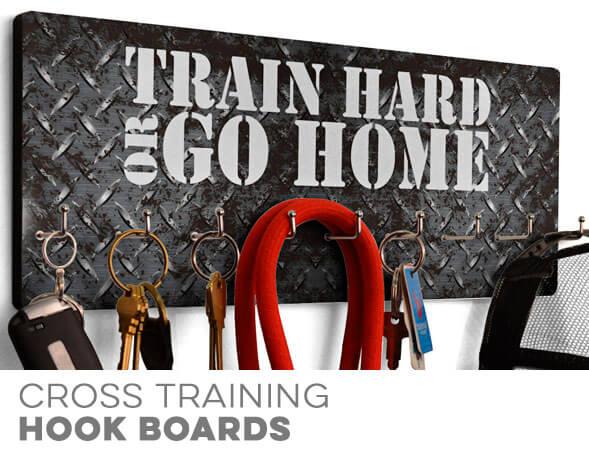 Cross Training Hooked on Boards