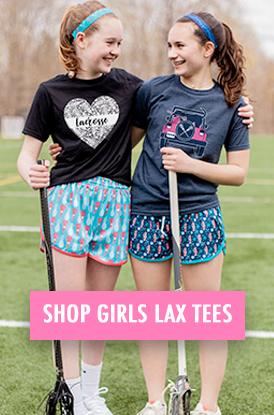 Shop All Girls' Lacrosse Tees