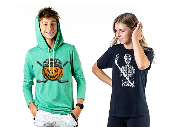 Shop All Hockey Halloween Apparel