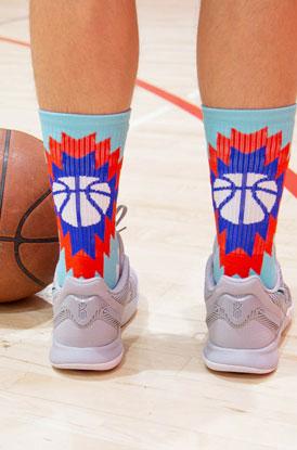 Shop All Basketball Socks