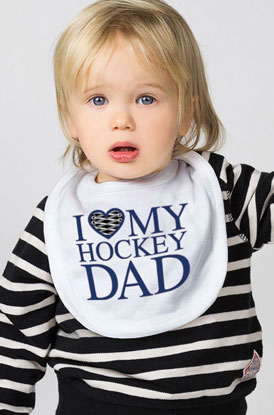 Shop All Hockey Dad Baby Gifts