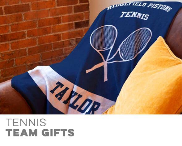 Tennis Team Gifts