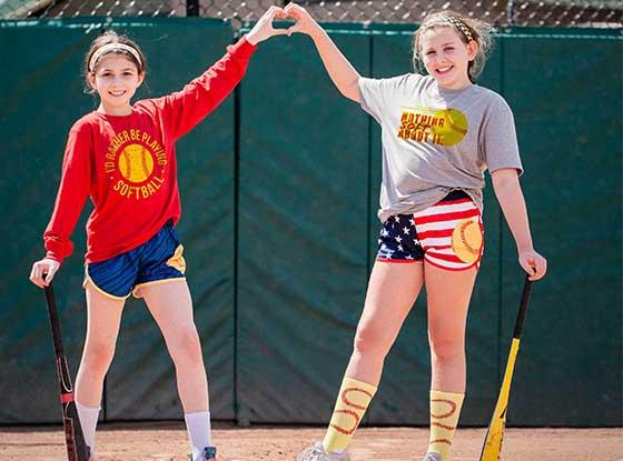 Shop All Softball Shorts