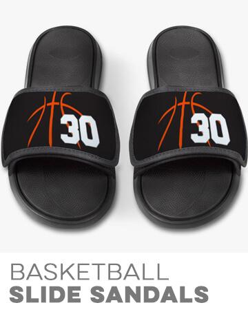 Basketball Repwell Slide Sandals