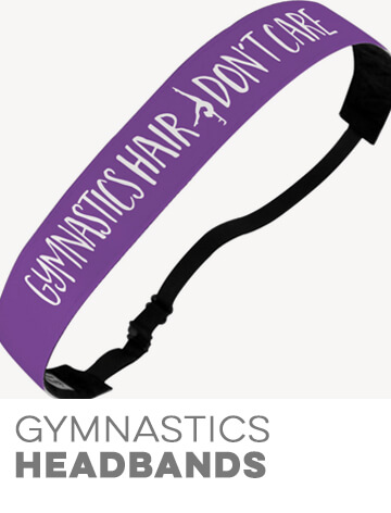 a456ad047 Gymnastics No-Slip Headbands | ChalkTalkSPORTS