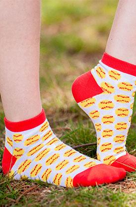 Shop Softball All Day Ankle Socks
