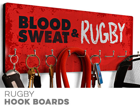 Rugby Hooked on Boards
