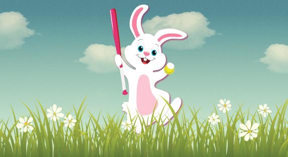 Softball Easter Gifts