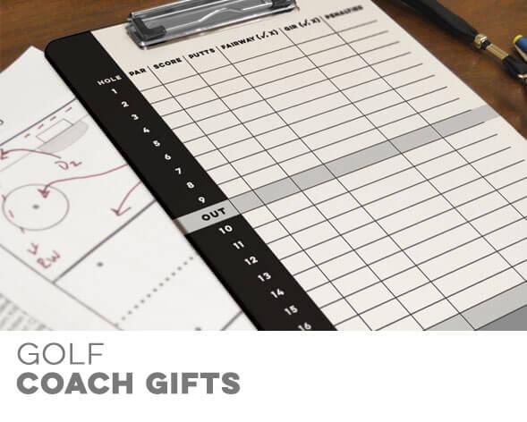 Golf Coach Gifts