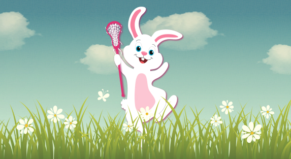Girls Lacrosse Easter Gifts