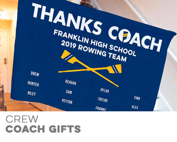 Crew Coach Gifts