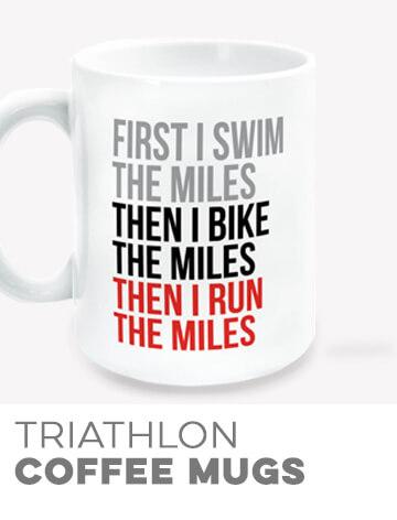 Triathlon Coffee Mugs