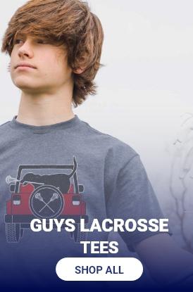 Shop All Guys Lacrosse Tees