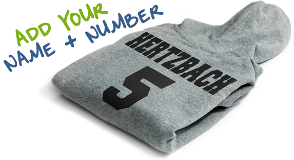 Hockey Hooded Sweatshirts