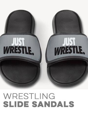 Wrestling Slide Sandals