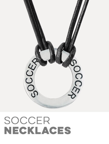 Soccer Necklaces