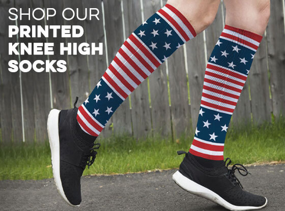 Shop Our Knee High Socks