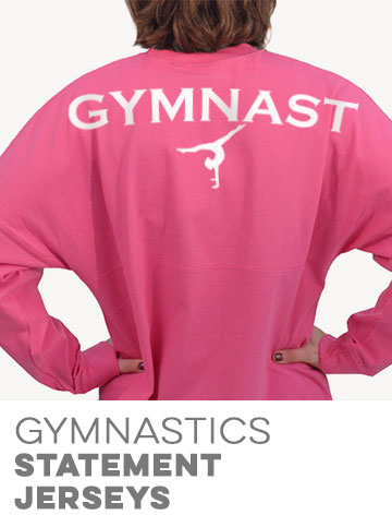 Gymnastics Statement Shirts
