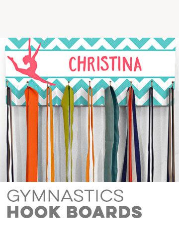 Gymnastics Hooked on Boards