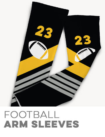 Football Arm Sleeves